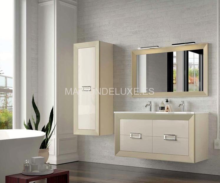 Mueble de ba o l gant 4c de campoaras maison de luxe for Oferta bano completo