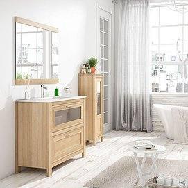 Muebles de baño de 140 cm