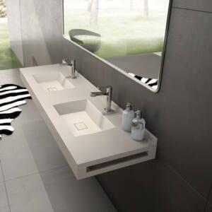 Consolas de lavabos